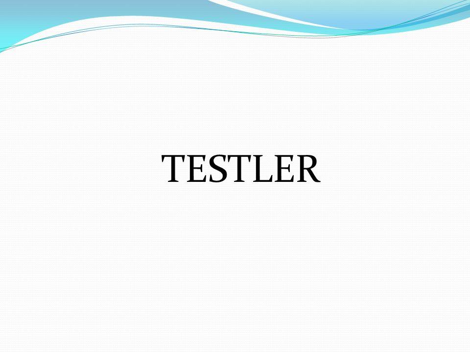 TESTLER