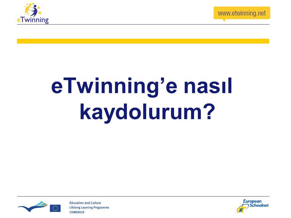 Twinspace (Projeye Katılan Öğretmen ve Öğrencilere Açık) https://twinspace.etwinning.net/