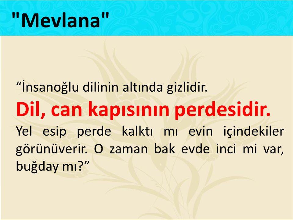 Allah'ın Resûlü şöyle buyurur:  مِنْ حُسْنِ إِسْلاَمِ الْمَرْءِ تَرْكُهُ مَا لاَ يَعْنِيهِ   onun imanındandır. Kişinin kendisini ilgilendirmeyen mâlâyânileri terk etmesi onun imanındandır. (Muvatta, Güzel Ahlak, 47/1638) «Boş Sözler