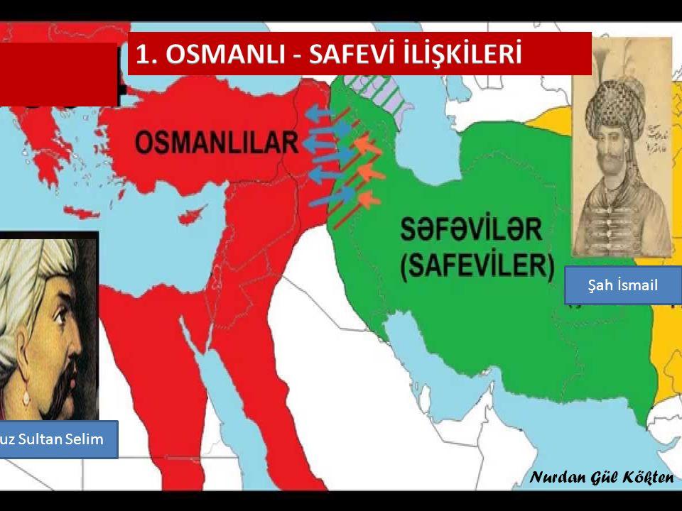 6.Safevi Devleti, hangi devletin toprakları üzerinde kurulmuştur.