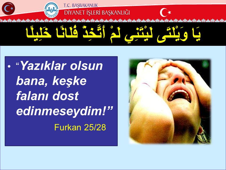 18 İnsanı mahveden yedi günahtan kaçının: Ey Allah'ın elçisi, bu yedi günah nedir.