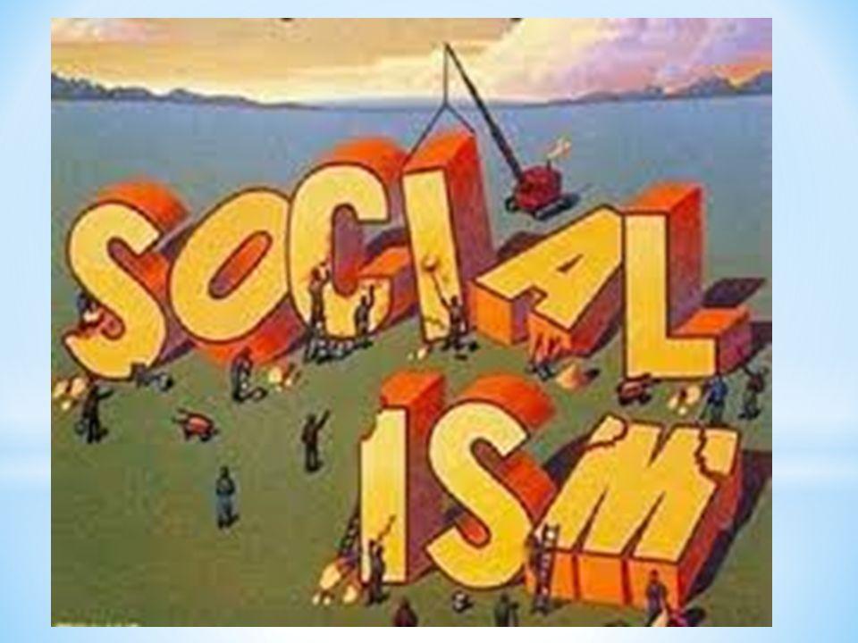 Ortaya Çıkışı Sosyalist fikirler tarih boyunca dile getirilmiş olsa da 19.