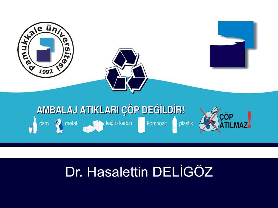 Dr. Hasalettin DELİGÖZ