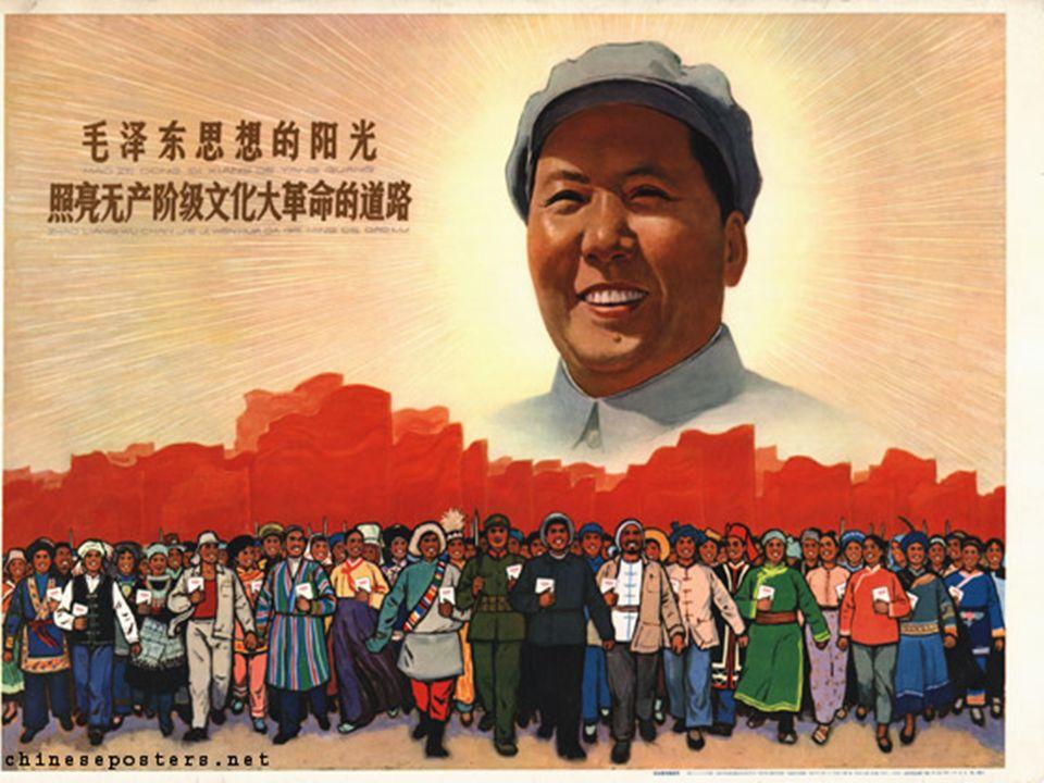 1958 de ise Büyük İ leri Atılım başlatıldı.