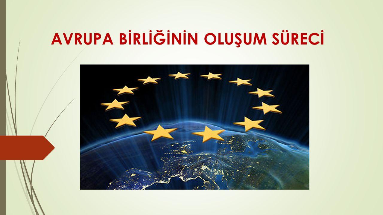 Roma Antlaşması ve Avrupa Ekonomik Topluluğu  Altı üye devlet, 1957 de, işgücü ile mal ve hizmetlerin serbest dolaşımına dayanan bir ekonomik topluluk kurmaya karar verdiler.