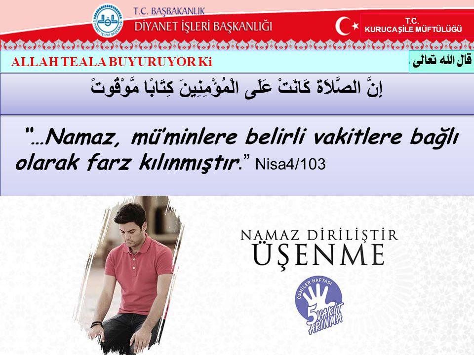 13 Bir gazeteci (Murat BİRSEL) 17 Şubat 2009 tarihli köşe yazsısında bu konuya değindi.Yazısının Başlığı şu : NAMAZ SUÇU ENGELLİYOR T.C.