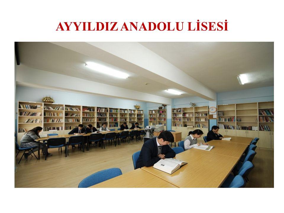 PURSAKLAR FEN LİSESİ
