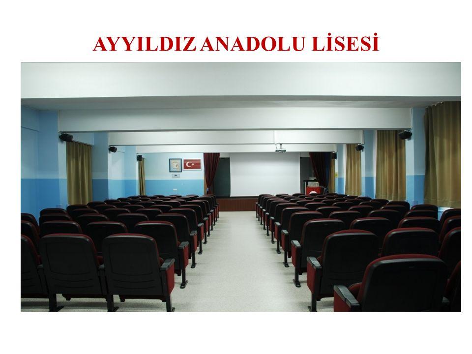DEDE KORKUT ANADOLU LİSESİ