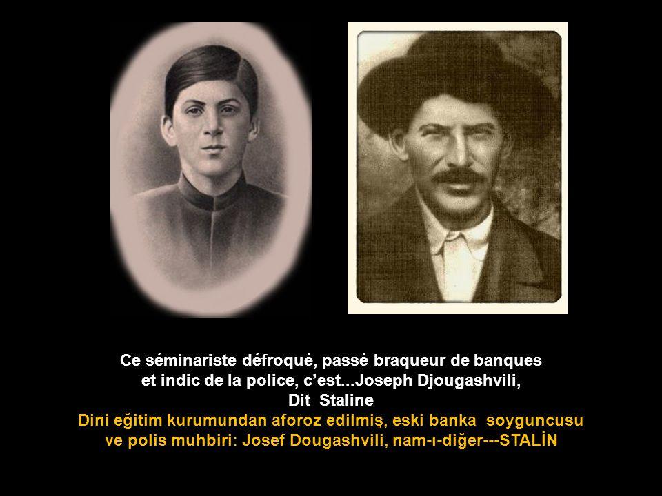 Ce petit voyou de banlieue, connu des services de police pour des vols à létalage, cest... Nicolae Ceausescu Polisin raf hırsızlığından tanıdığı bu kü