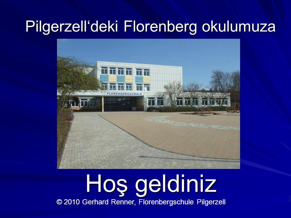 Pilgerzelldeki Florenberg okulumuza Hoş geldiniz © 2010 Gerhard Renner, Florenbergschule Pilgerzell