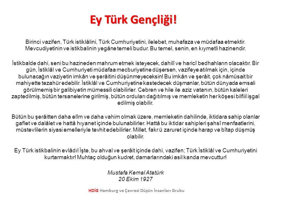 Aşağıdaki çalışma, ulu önderimiz Mustafa Kemal Atatürkün ilkelerini, önemli konuşmalarını başka dillerede çevirip daha büyük bir kitlelere ulaştırabilmek amacıyla yaptığımız çalışmaların bir ürünü ve Türk gençliğine armağanımızdır.