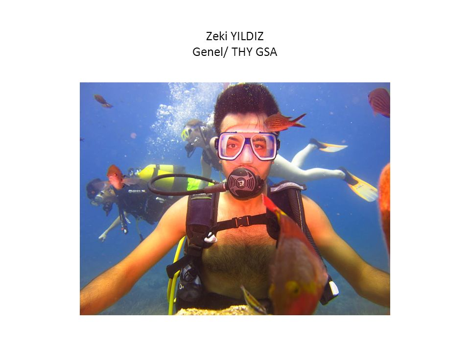 Zeki YILDIZ Genel/ THY GSA