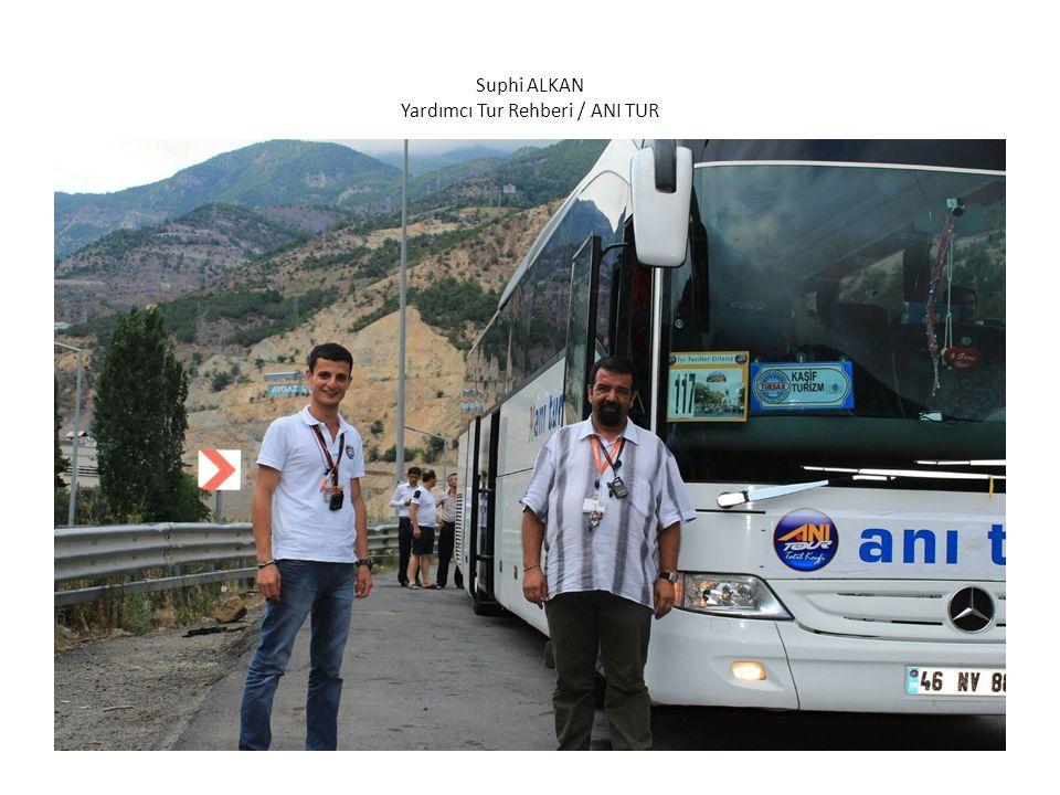 Yaşar YALÇIN Yardımcı Tur Rehberi / JOLLY TUR
