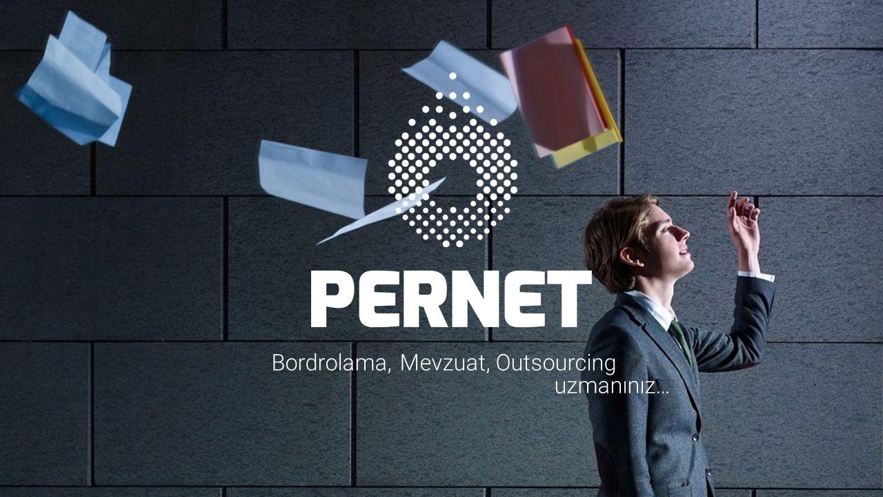 Size Özel Sayın Yetkili Pernet'i daha iyi tanımanız ve hizmet kalitemizi daha yakından deneyimlemeniz için size bir teklifimiz var.