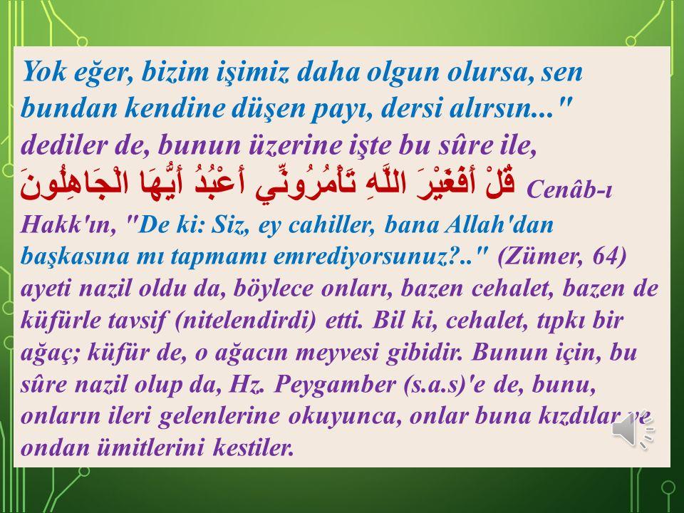 19) Cenâb-ı Hak, Hz.