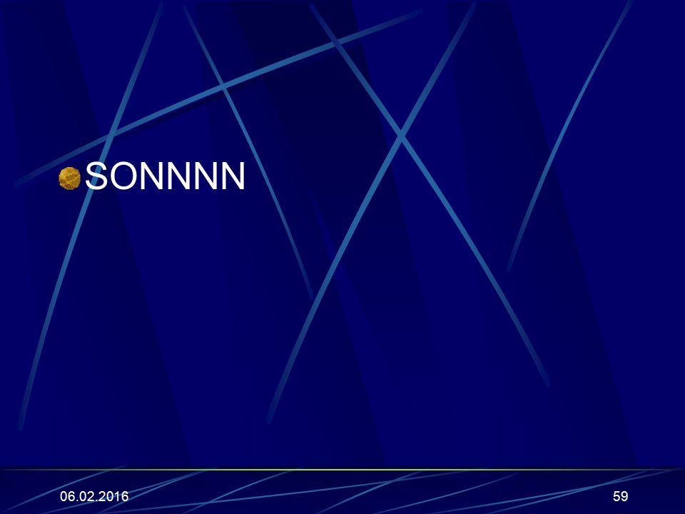 SONNNN 06.02.201659