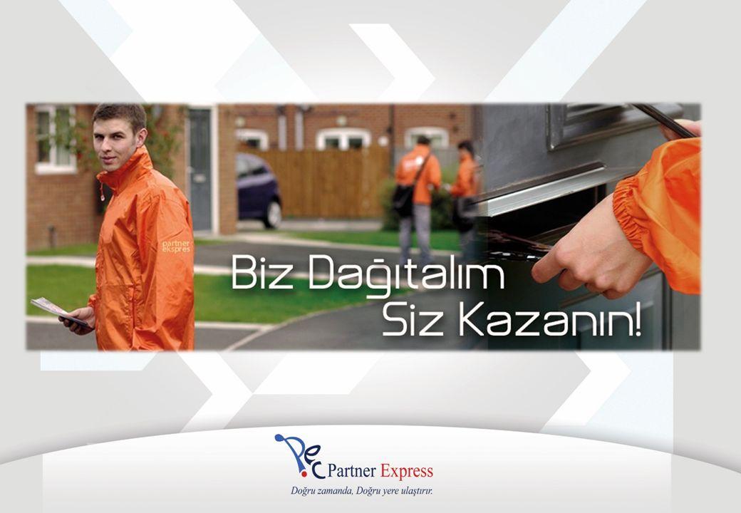 BİZ DAĞITALIM SİZ KAZANIN!