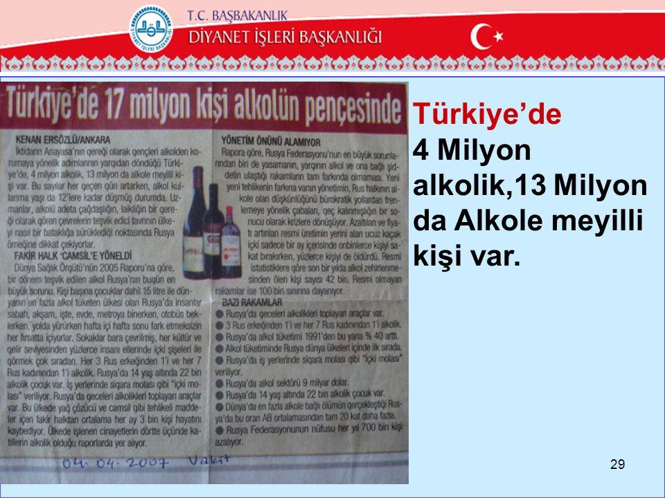 ALKOL VE BOŞANMA 2001 yılında Türkiye'de 50402 yuva yıkılmış,2001 yılında Türkiye'de 50402 yuva yıkılmış, Boşanmaların en önemli sebeplerinden birisi ve belki de birincisi sarhoşluktur.