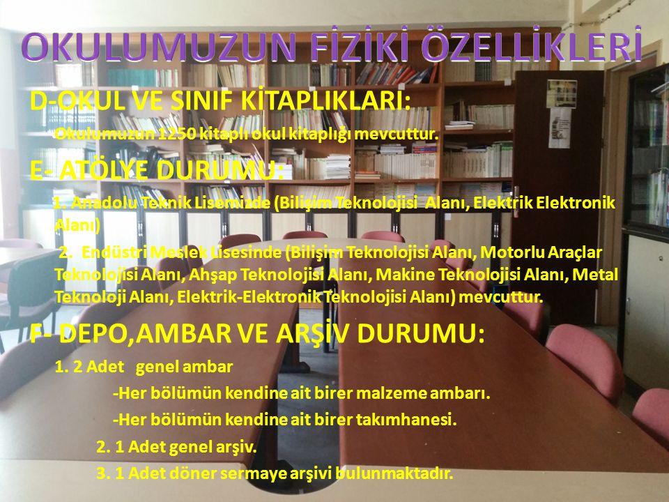 TEKNİK GEZİLERİMİZ Eskişehir motor fabrikası