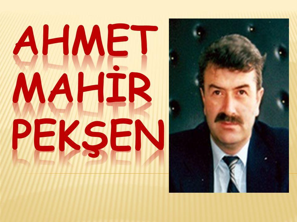 HAYATI 17 Ağustos 1956 yılında Sivas'ın Divriği ilçesinde doğdu.