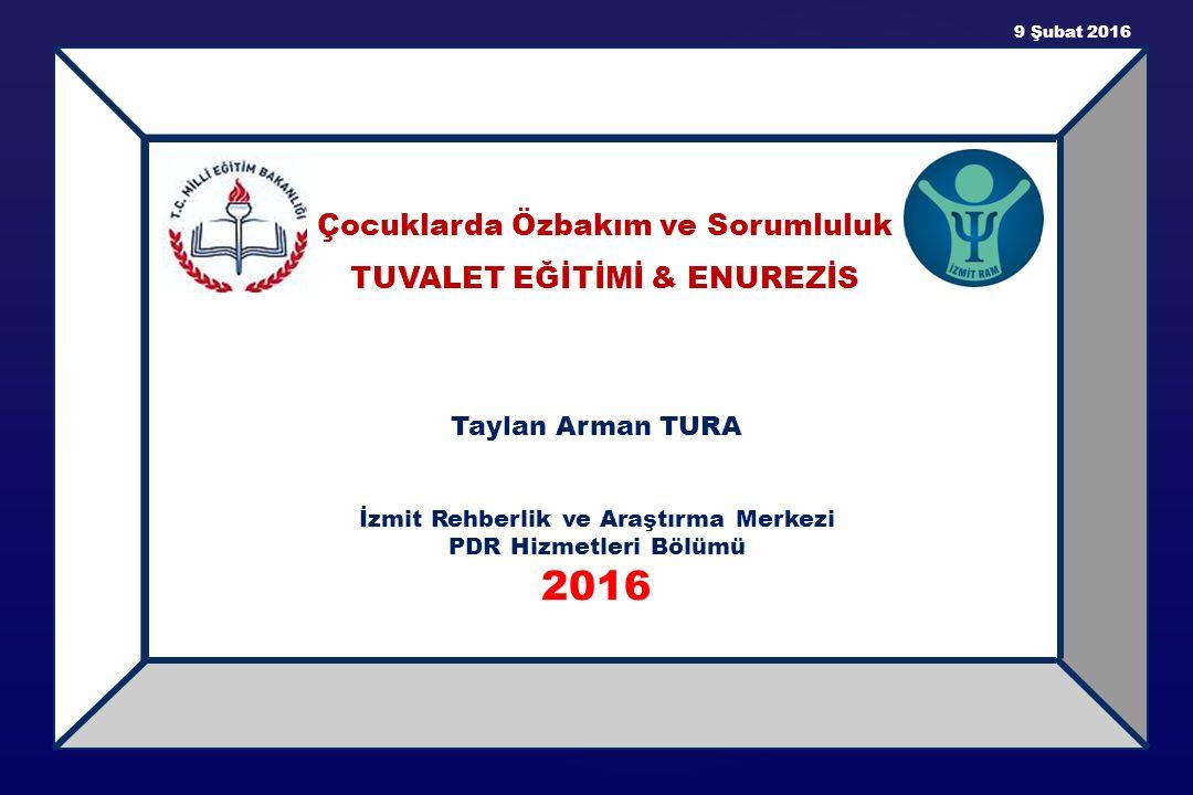 Taylan Arman TURA 9 Şubat 2016 3.