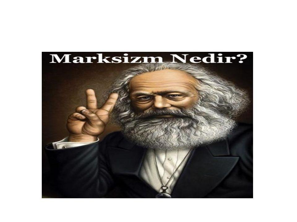 Karl Marx ve Friedrich Engels Marksizme adını veren Karl Marx, döneminin en öne çıkan filozof, siyasetçi, ekonomist ve devrimcilerindendir.
