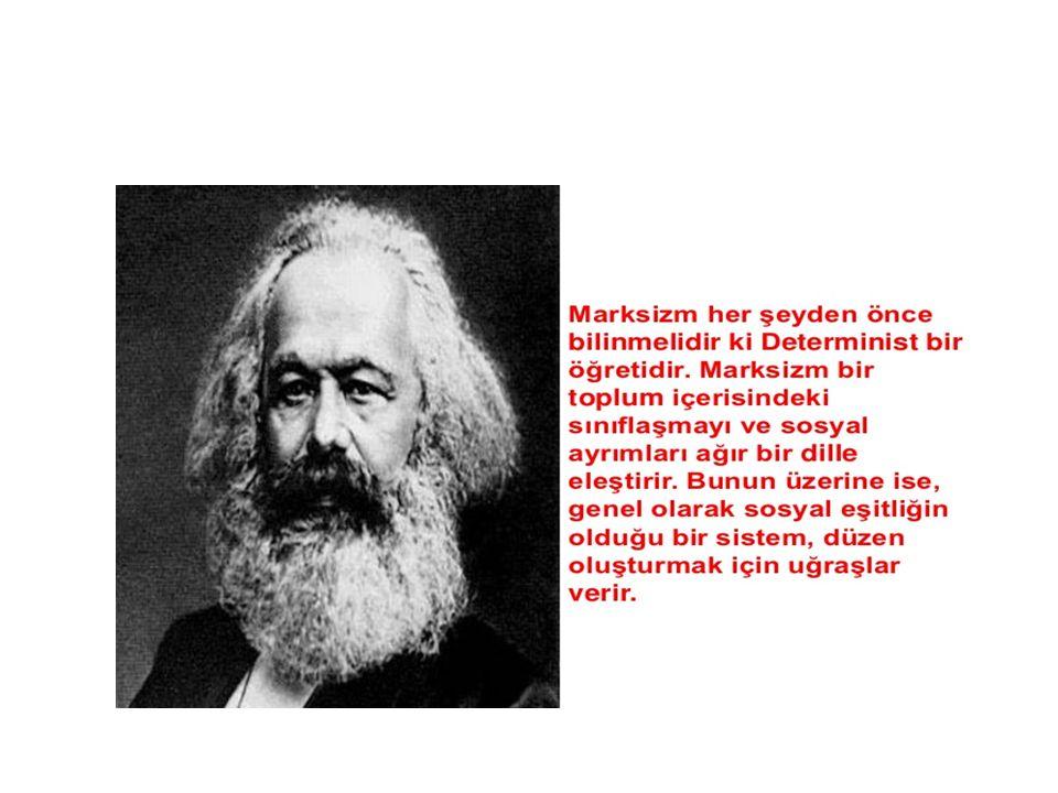 19.yüzyıl da marksizm Marksizm, 19.