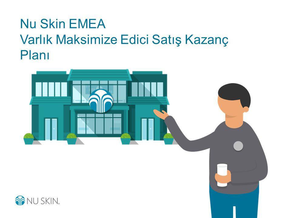 Nu Skin EMEA Varlık Maksimize Edici Satış Kazanç Planı
