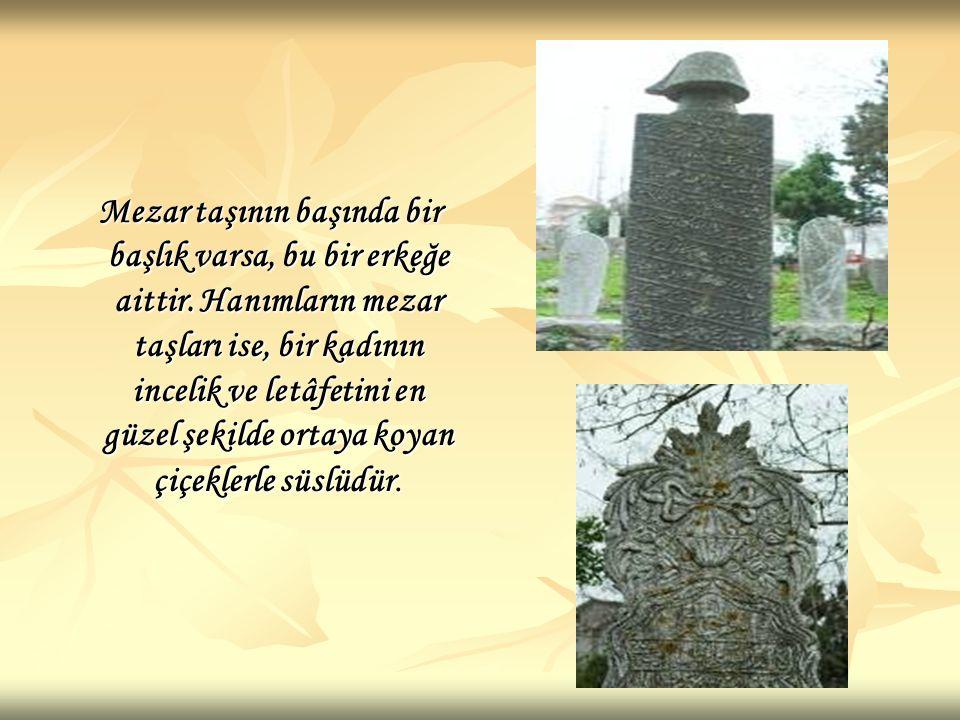Malatya yöresinde Arapkir'de yapılmış bir mezar taşında boyun bölgesinin bir tarafında bir kılıç ile balta diğer tarafında ise bir karasaban bulunmakta bunların altında da 187 gibi okunan sayı yer almaktadır.