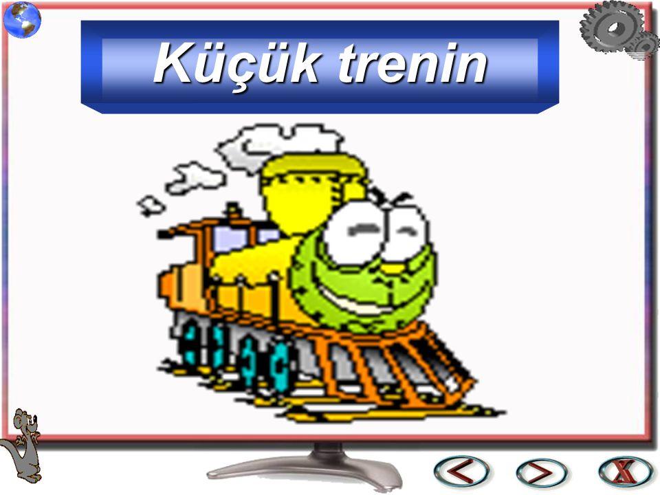 Küçük trenin