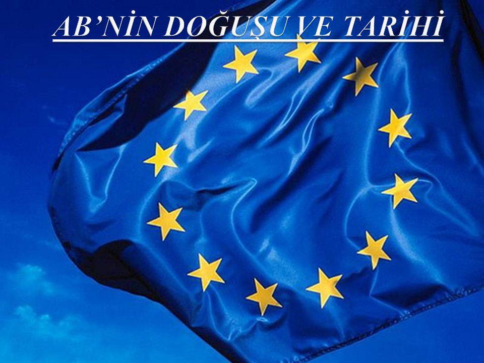  AB 1 Ocak 1993 de Tek Pazara geçmiştir. AB ortak parası EURO'dur.1 Ocak 2002 de dolaşıma girdi.