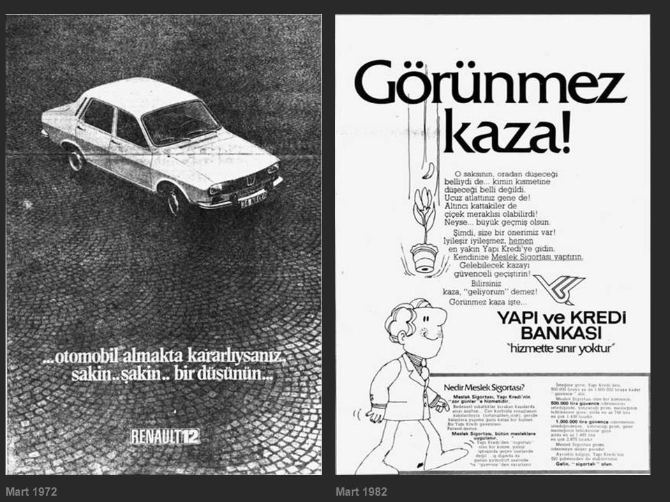 Mart 1972Mart 1982