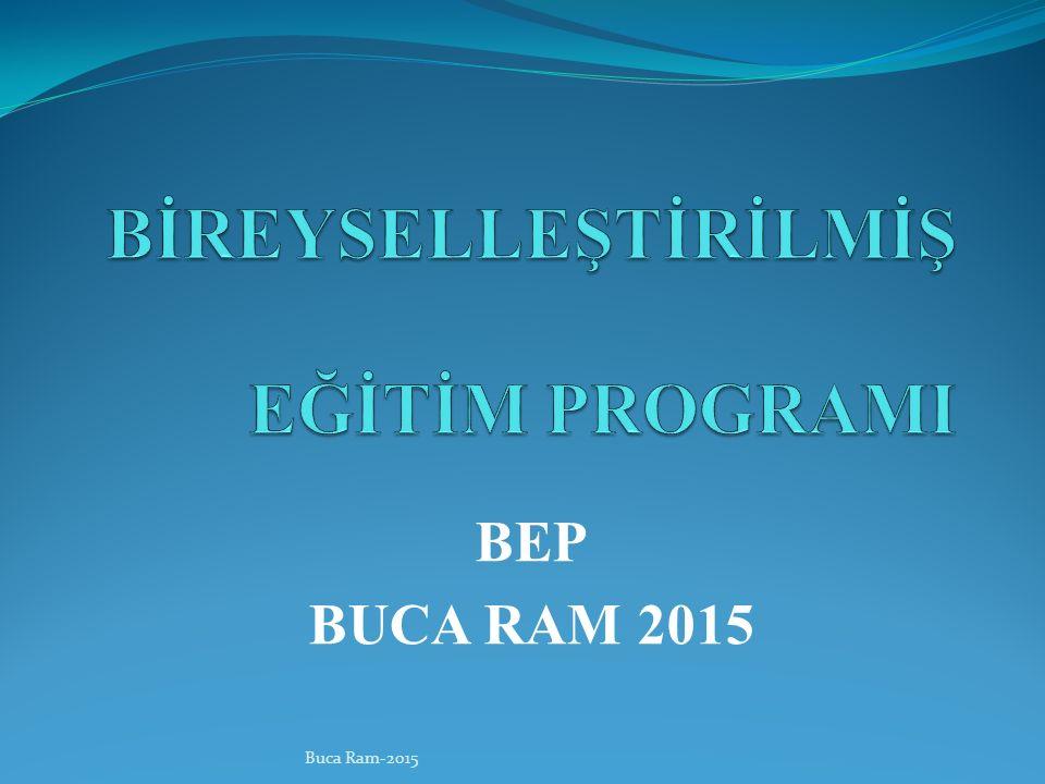BEP BUCA RAM 2015 Buca Ram-2015