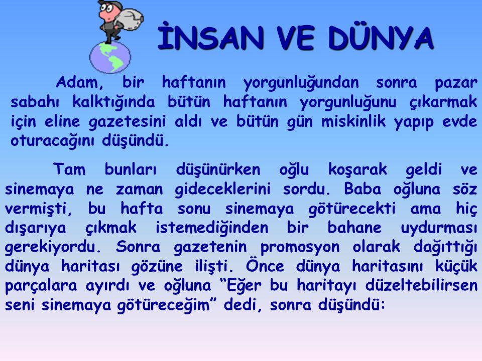 KENDİNİZİN FARKINA VARIN!!!
