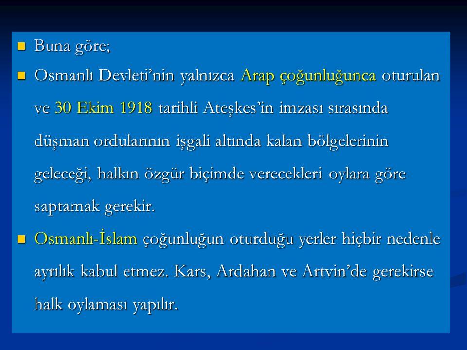 Meclis-i Mebusan'ın Toplanması,Misak-ı Milli ve İstanbul'un İşgali 21 Aralık 1918'den beri kapalı olan Meclis-i Mebusan 12 Ocak 1920'de toplandı.