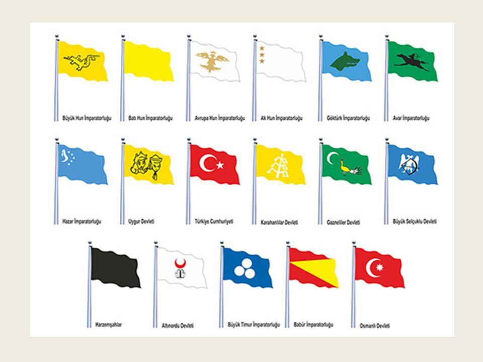 Asya Hun Devleti(…?-216) _Tarihin ilk Türk Devletidir.
