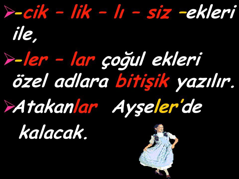  Aslıhan İzmir'e,Barış İstanbul'a gitti.  Kalemini Murat' a verdi.