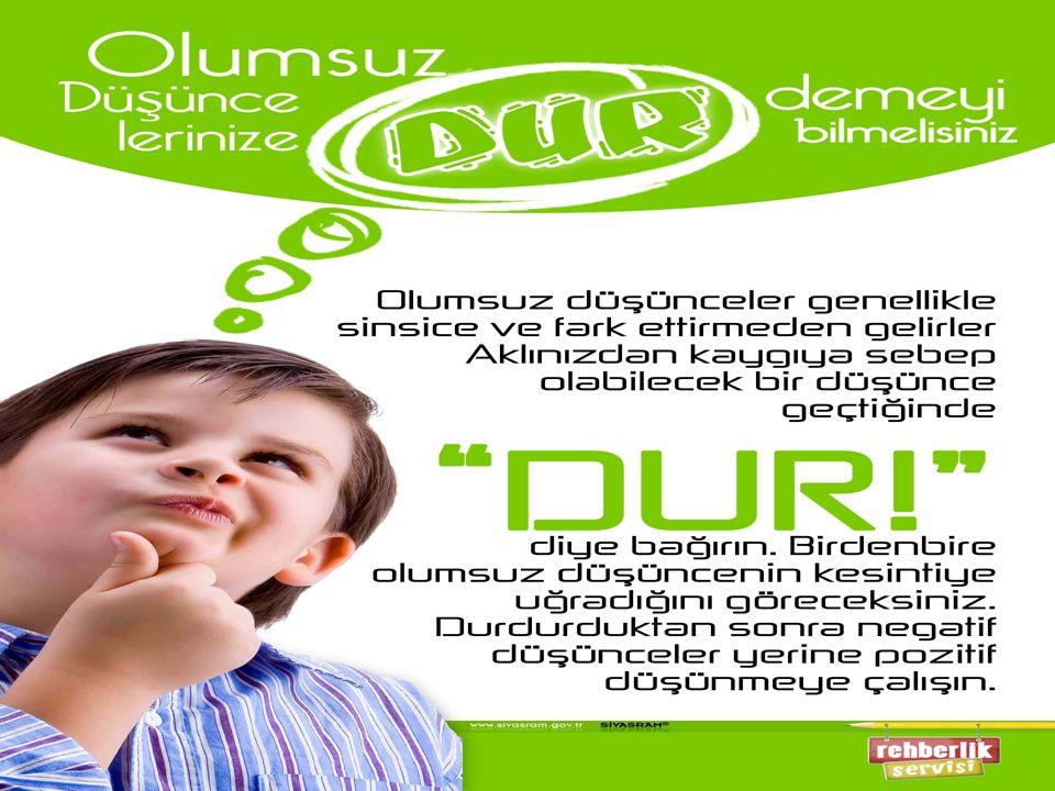 5- OLUMSUZ DUYGULARDAN SIYRILMALI