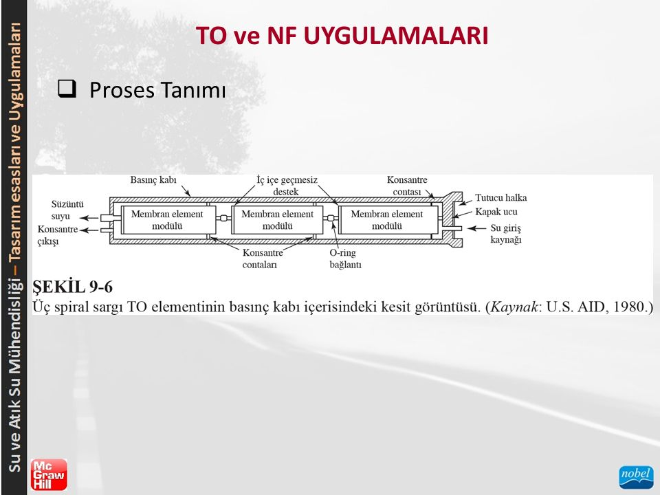 TO ve NF UYGULAMALARI  Proses Tanımı