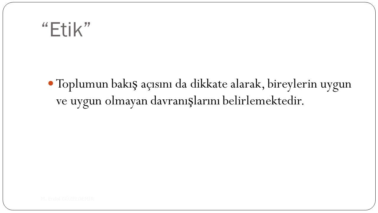 Etik M.