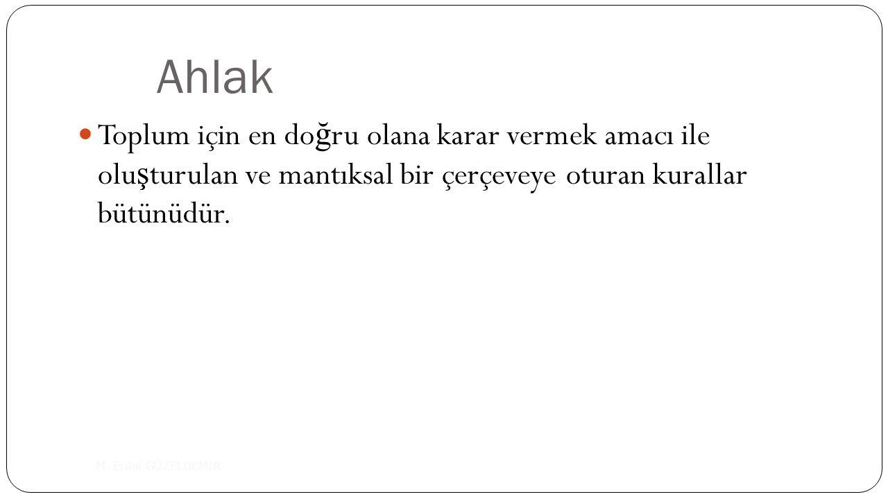 Ahlak M.
