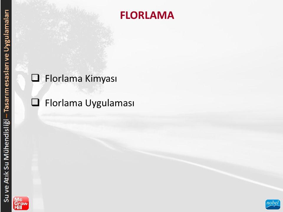 FLORLAMA  Florlama Kimyası  Florlama Uygulaması