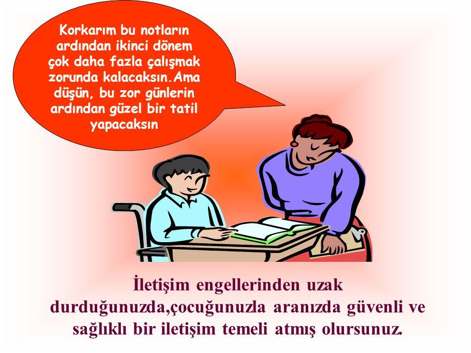 92 · Çünkü çocuklarına hayır diyemiyorlar. · Çünkü çocuklarını kendi anne- babalarından farklı yetiştirmeye çalışıyorlar. · Çünkü çocuklarını çok sını