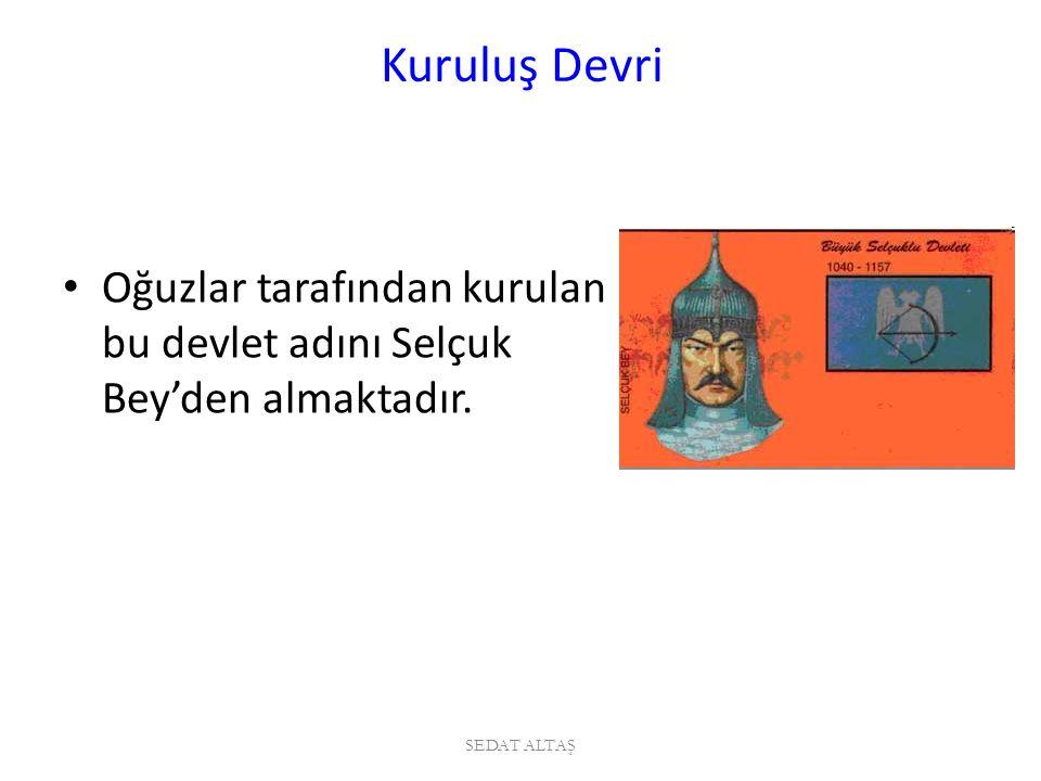 Oğuz Yabgusuyla arası açılan Selçuk Bey Cend şehrine gelerek Müslümanlığı kabul etmiştir.