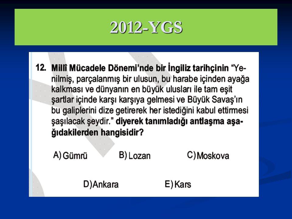 Lozan Antlaşması, Türk Devleti için büyük bir başarıdır.
