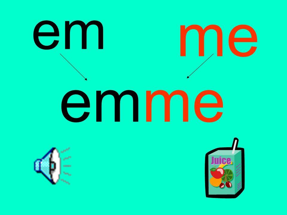 me let meletme me