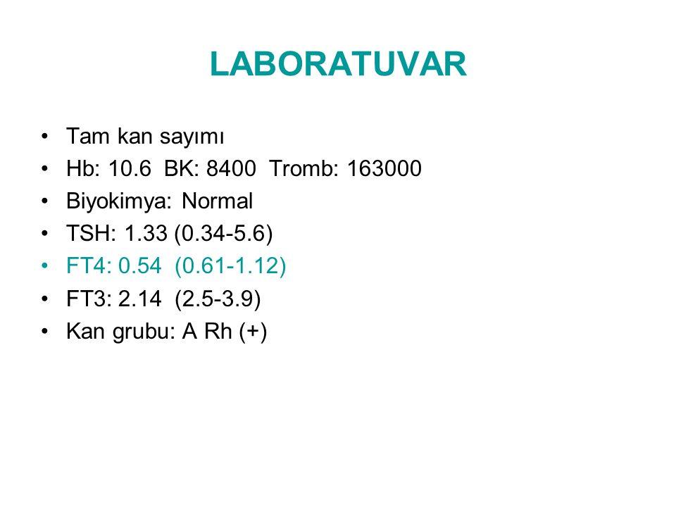 Digoksin 2. gün AV ileti 1/1 Kalp hızı: 285/dk