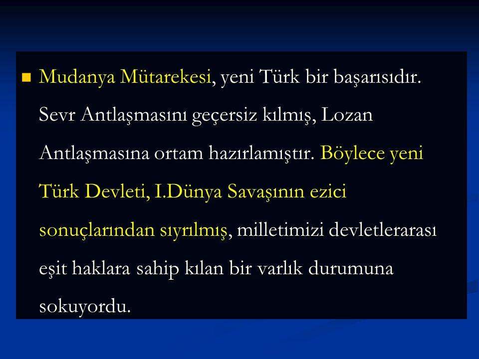 19 Ekim 1922 tarihinde, Başkomutanlık Olağanüstü Temsilcisi atanan Refet Bele büyük gösterile ve sevinç çığlıkları ile İstanbul'a girdi. 19 Ekim 1922