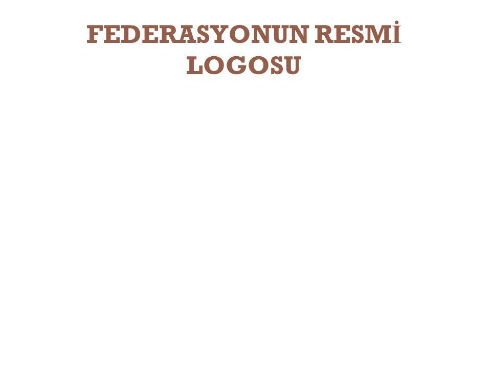 FEDERASYONUN RESM İ LOGOSU