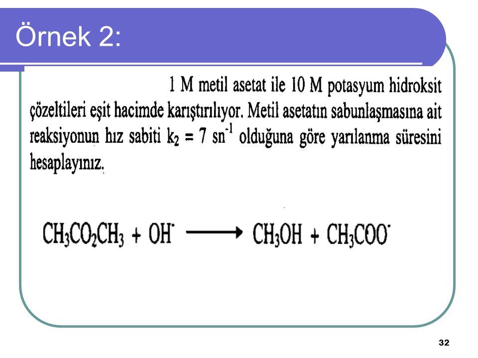 32 Örnek 2: